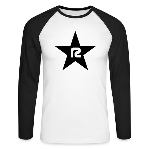 R STAR - Männer Baseballshirt langarm
