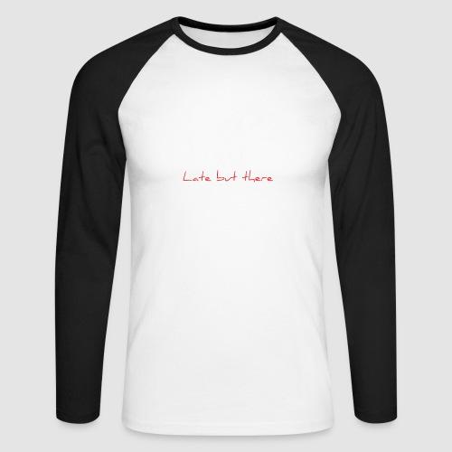 lurr unicorn - Men's Long Sleeve Baseball T-Shirt
