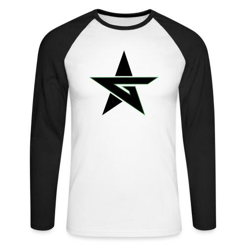 Money Money - Men's Long Sleeve Baseball T-Shirt