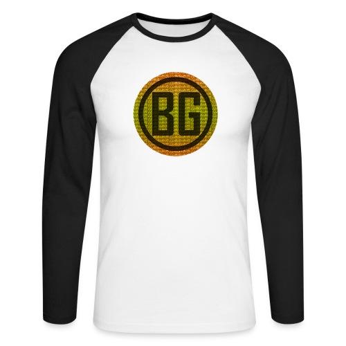 BeAsTz GAMING HOODIE - Men's Long Sleeve Baseball T-Shirt