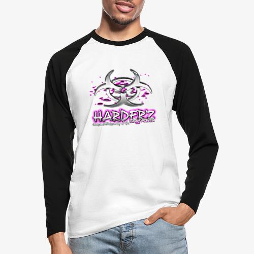 hardstyle - T-shirt baseball manches longues Homme
