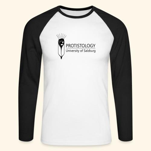 noname - Männer Baseballshirt langarm