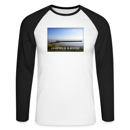 Rather be in Wexford - Men's Long Sleeve Baseball T-Shirt