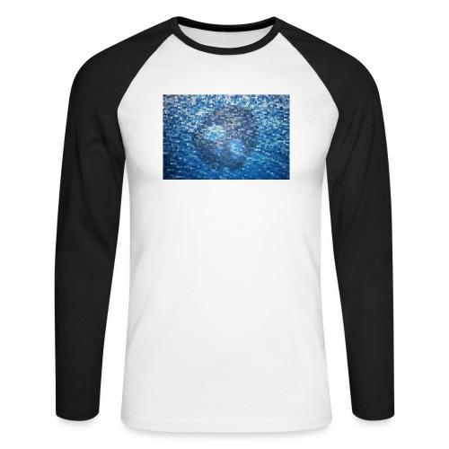 unthinkable tshrt - Men's Long Sleeve Baseball T-Shirt