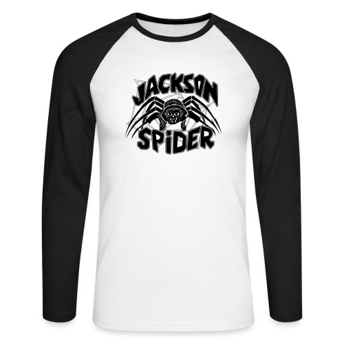 jackson spreadshirt - Männer Baseballshirt langarm