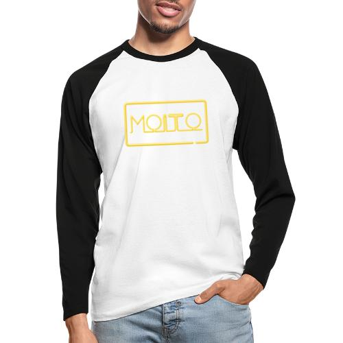 Cercle vicieux Moito - T-shirt baseball manches longues Homme