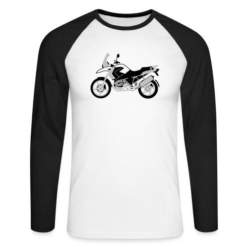 R1200GS 08-on - Men's Long Sleeve Baseball T-Shirt