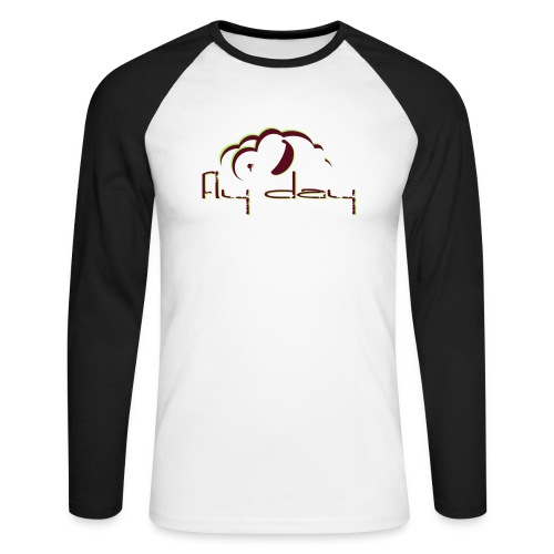 Fly Day - T-shirt baseball manches longues Homme