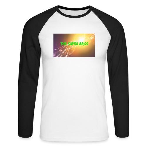 The Super Bros - Standard Fan trøje - Langærmet herre-baseballshirt