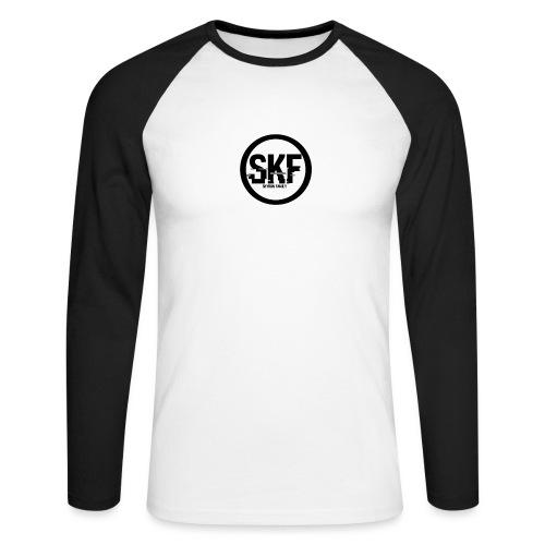 Shop de la skyrun Family ( skf ) - T-shirt baseball manches longues Homme