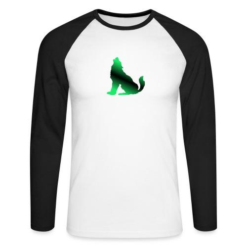 Howler - Men's Long Sleeve Baseball T-Shirt