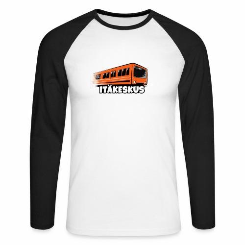 METRO ITÄKESKUS, T-Shirts +150 Products Webshop - Miesten pitkähihainen baseballpaita