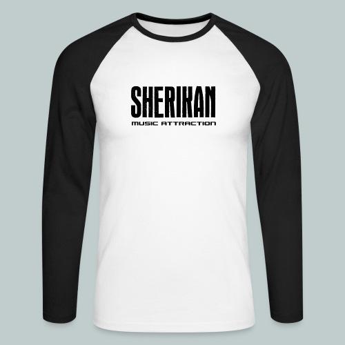 Sherikan - Långärmad basebolltröja herr