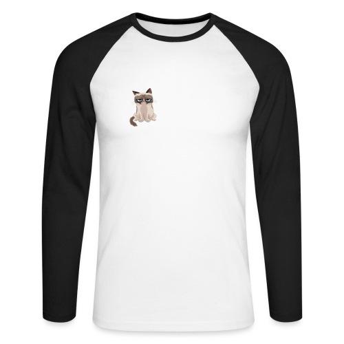99bugs - white - Mannen baseballshirt lange mouw