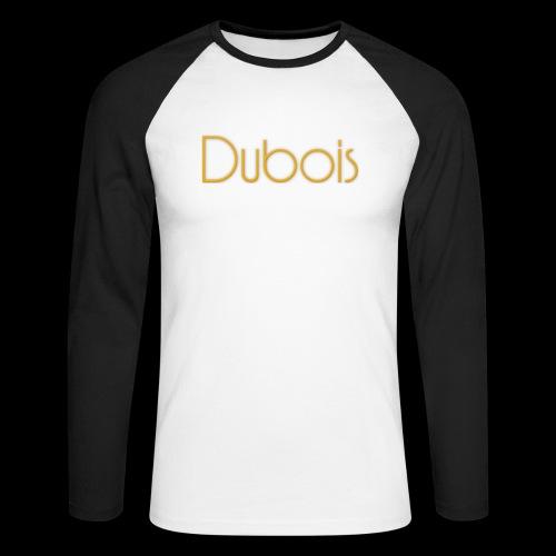 Dubois - Mannen baseballshirt lange mouw