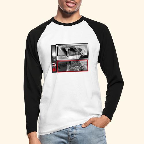final1b break - T-shirt baseball manches longues Homme