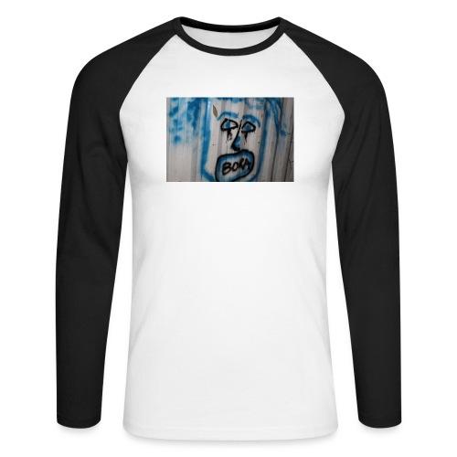 fox 2 - T-shirt baseball manches longues Homme