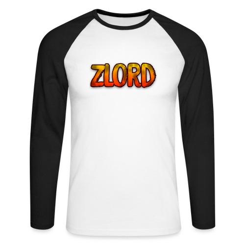 YouTuber: zLord - Maglia da baseball a manica lunga da uomo