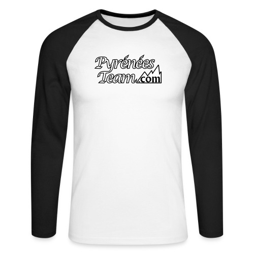 pteam 21 - T-shirt baseball manches longues Homme