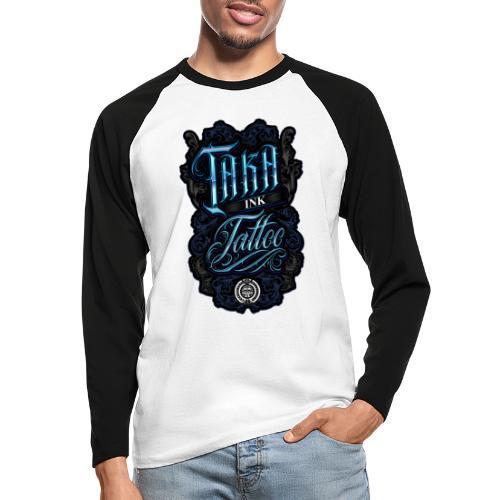 Taka Ink Tattoo - T-shirt baseball manches longues Homme