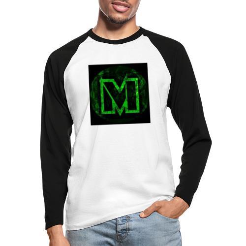Merch - Mannen baseballshirt lange mouw