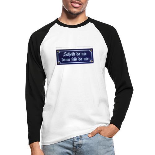 43505816 2131416573569757 2415452077846167552 o - Männer Baseballshirt langarm