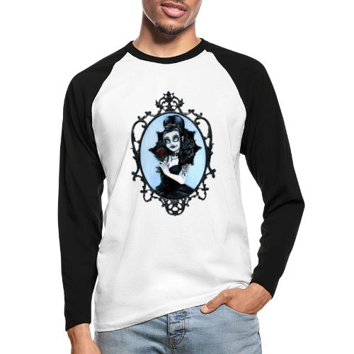 Model of the Year 2020 Lilith LaVey - Men's Long Sleeve Baseball T-Shirt