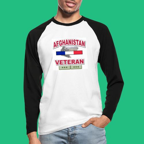 afghanistan - T-shirt baseball manches longues Homme