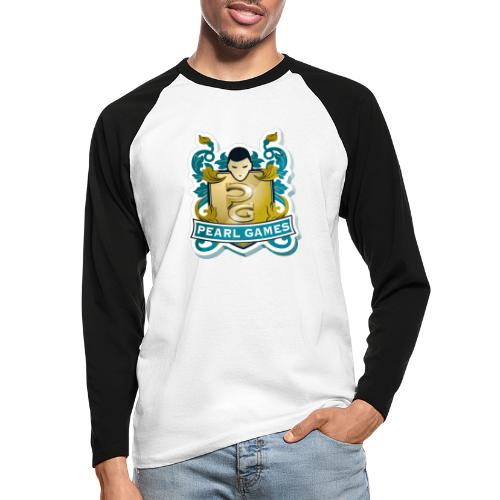 PEARL GAMES - T-shirt baseball manches longues Homme