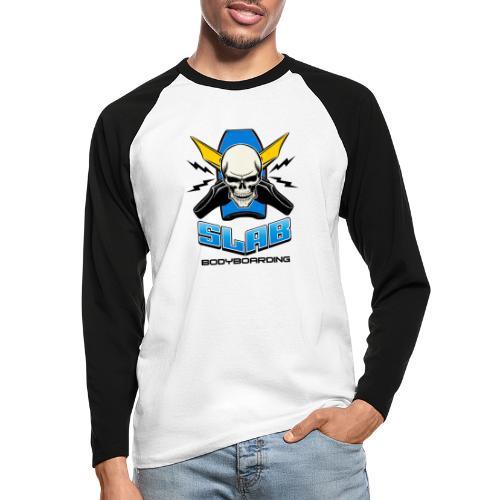 MS-2 - Men's Long Sleeve Baseball T-Shirt