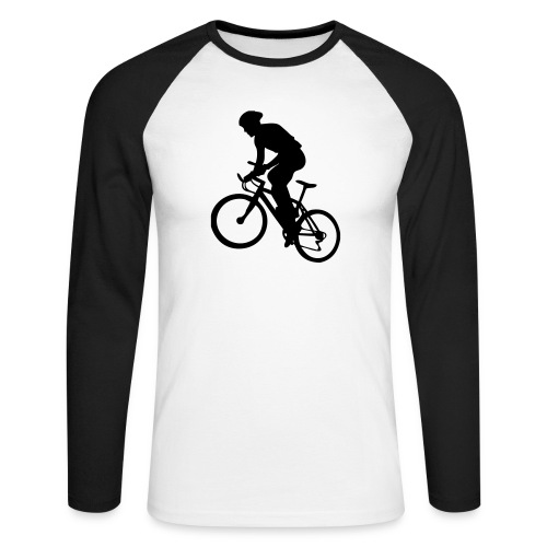 X-Country - T-shirt baseball manches longues Homme