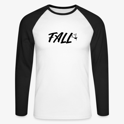 fall design - T-shirt baseball manches longues Homme