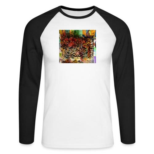 urban tribute - T-shirt baseball manches longues Homme