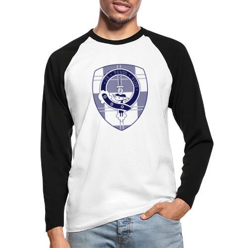Logo Scouting Erskine 2018 - Mannen baseballshirt lange mouw