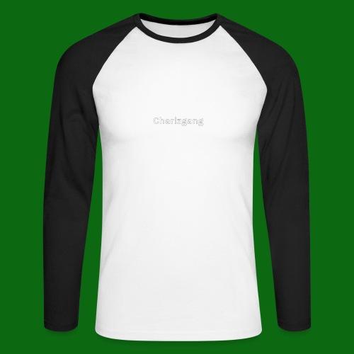 Charlzgang - Men's Long Sleeve Baseball T-Shirt