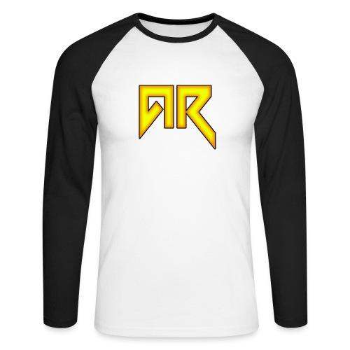 logo_trans_copy - Men's Long Sleeve Baseball T-Shirt