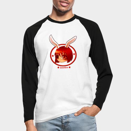 Geneworld - Bunny girl pirate - T-shirt baseball manches longues Homme