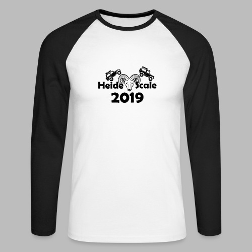 HeideScale 2019 - Männer Baseballshirt langarm