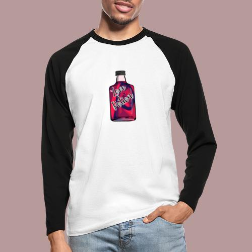 Love potion - T-shirt baseball manches longues Homme