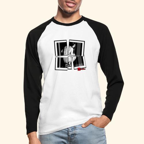 asia art 3 - T-shirt baseball manches longues Homme