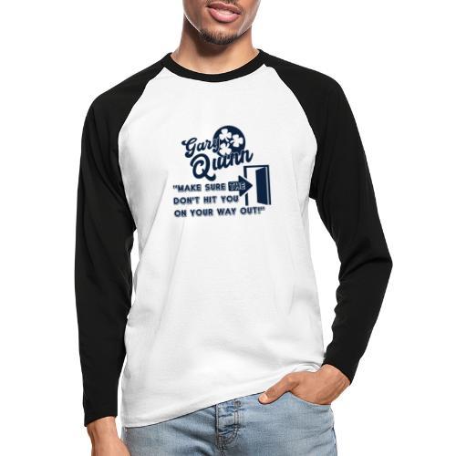 OYWO - Men's Long Sleeve Baseball T-Shirt