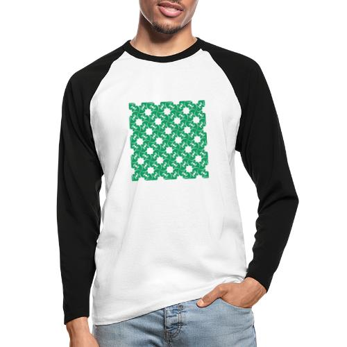 Saint Patrick - T-shirt baseball manches longues Homme