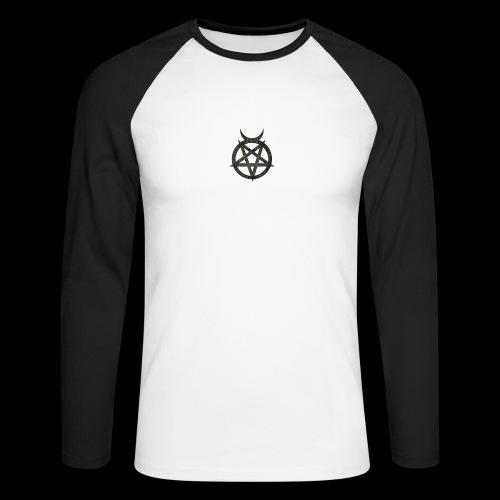 symbole - T-shirt baseball manches longues Homme