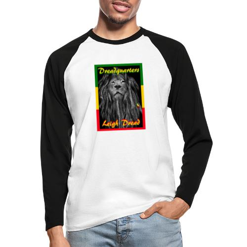 Dreadquarters - Men's Long Sleeve Baseball T-Shirt