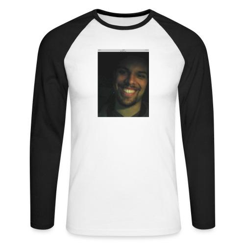 E4A482D2 EADF 4379 BF76 2C9A68B63191 - Men's Long Sleeve Baseball T-Shirt