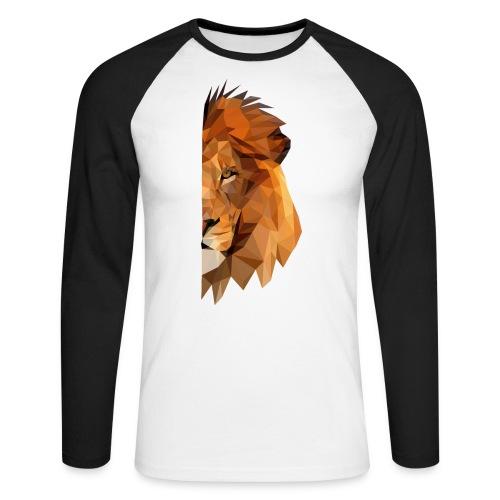 LION - MINIMALISTE - T-shirt baseball manches longues Homme