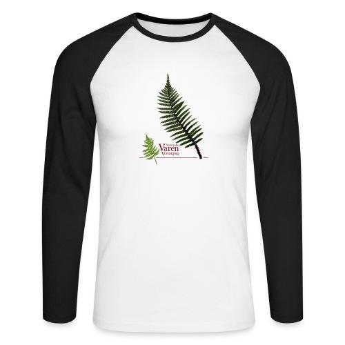 Polyblepharum - Mannen baseballshirt lange mouw