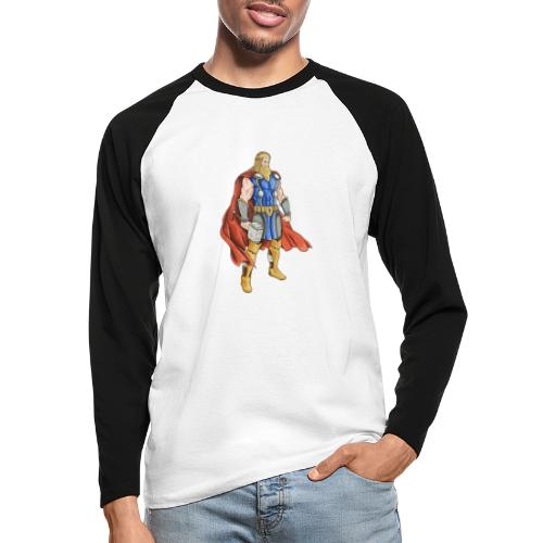 Thor Odinson - T-shirt baseball manches longues Homme