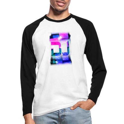 DJ by Florian VIRIOT - T-shirt baseball manches longues Homme