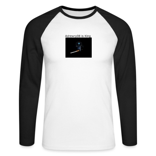 Archie Is Gay - Men's Long Sleeve Baseball T-Shirt
